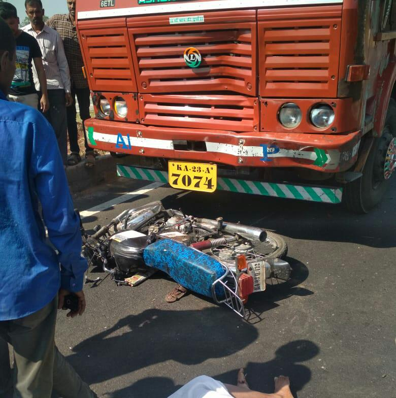 Ex mla accident death