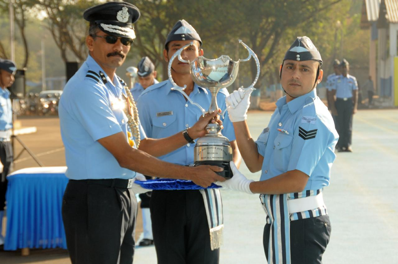 Airmen training sambra