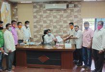 Shivsena delegation meets